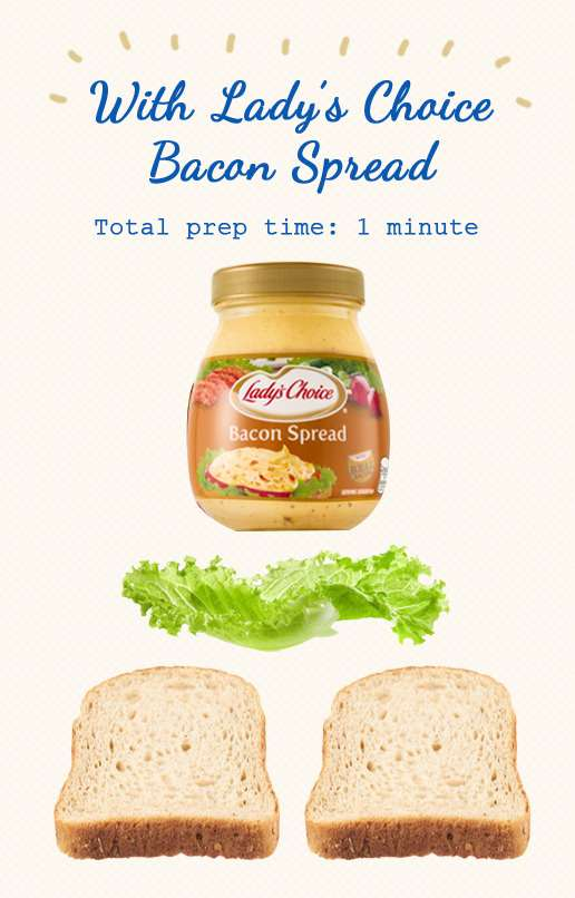 Bacon Spread