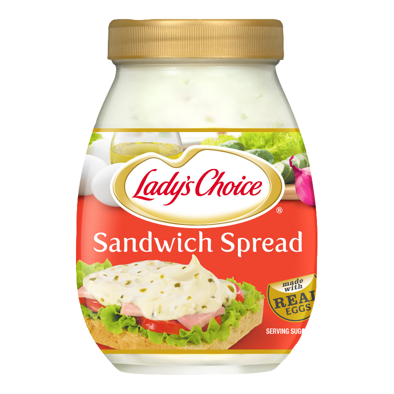 sandwich spread 700ml jar