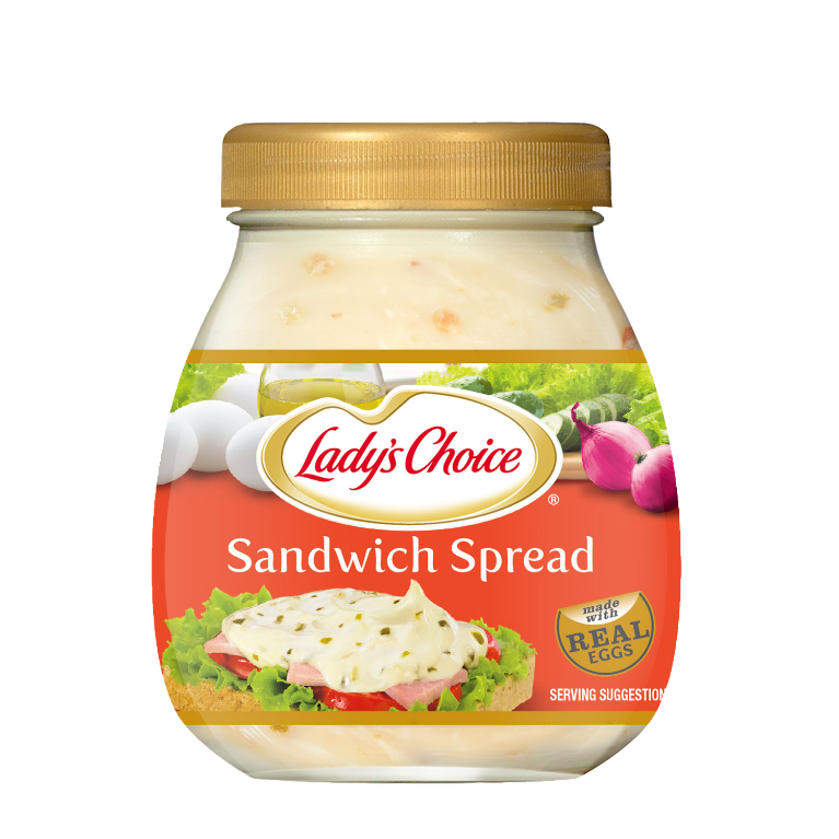 sandwich spread 220ml jar