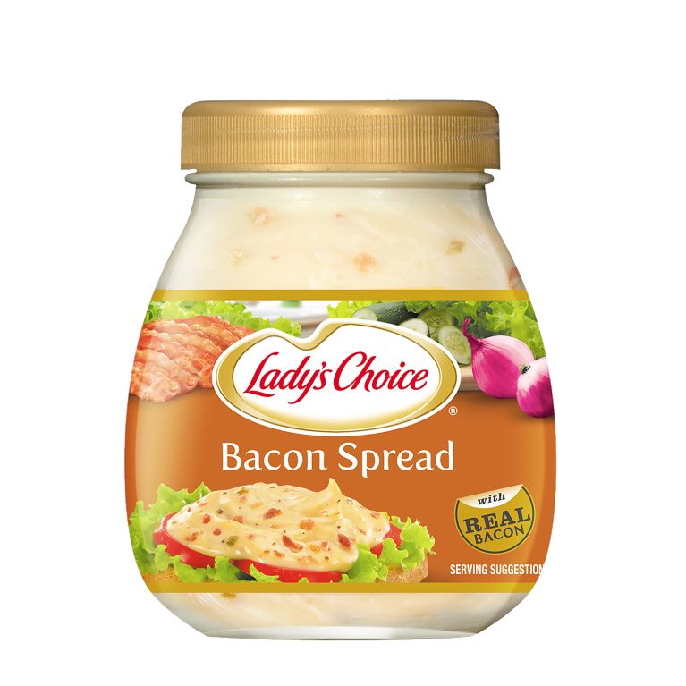 bacon 220ml jar